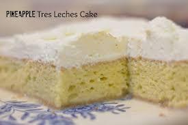 pineapple tres leches cake gluten free erin brighton