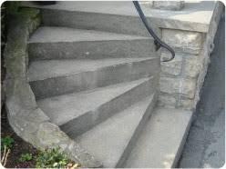 treppen im au enbereich marmorix steinteppich verlegebeispiele treppen