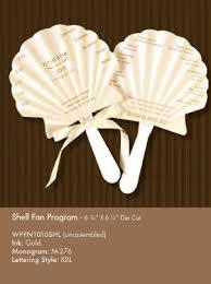 fan style wedding programs best 20 fan programs ideas on no signup required fan
