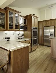 Microwave Kitchen Cabinet Wall Depth Microwave Kitchen Traditional With Full Height Cabinets