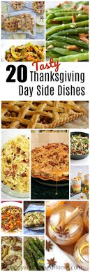 20 tasty thanksgiving day side dishes happy and blessed home