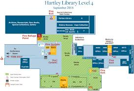 Floor Plan Of A Library by Floor Plans Hartley Library Libguidessouthampton At Plan Of Level