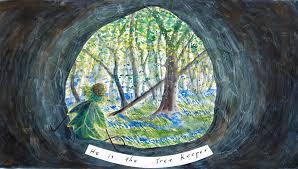the tree keeper agnes treherne