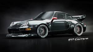 porsche 911 gt porsche 911 gt2 3d cgtrader