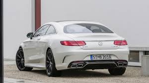 2015 mercedes benz s63 amg coupe review notes autoweek