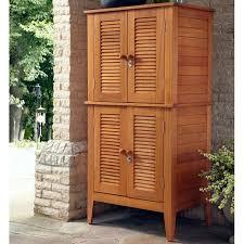 4 Door Cabinet Home Styles Montego Bay 4 Door Multi Purpose Outdoor Storage
