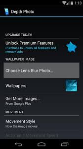 how to turn your own photos into 3d wallpapers for android nexus