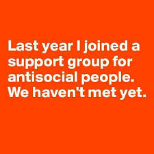 anti social people funny pictures quotes memes funny images