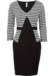 blanc au bureau commandez maintenant robe business noir blanc bodyflirt boutique
