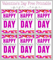 free printable valentine u0027s day gift tags view from the