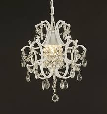 Nursery Chandelier Crystal Chandelier For Girls Room Roselawnlutheran