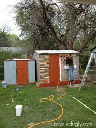 the sheds upcycled ugly