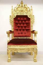 Throne Style Chair Throne Hire More Weddings
