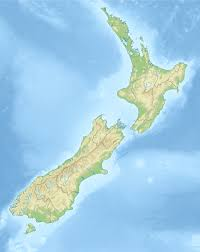 World Map New Zealand by List Of Cities In New Zealand Wikipedia
