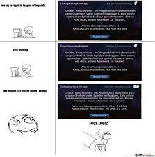 Meme Center Login - lol logic by valdisx meme center