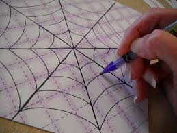 halloween web template the pictures for u003e corner spider web template