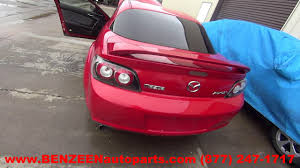 rx8 car parting out 2009 mazda rx8 stock 7122gr tls auto recycling