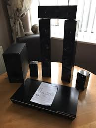 panasonic blu ray 3d home theater system blu ray 3d home theatre system in pudsey west yorkshire gumtree
