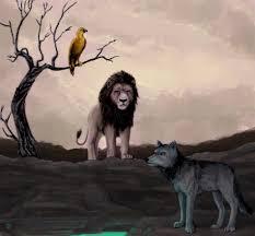 ff wolf eagle by miyayoshi on deviantart