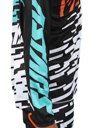 motocross jersey and pants alpinestars white turquoise black 2016 racer braap mx jersey