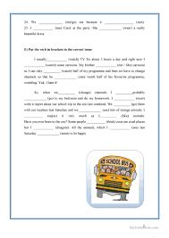 mixed verb tenses worksheet free esl printable worksheets made