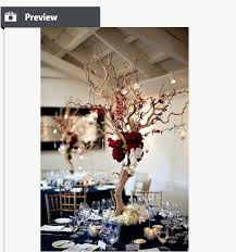 Manzanita Tree Centerpieces Wedding Manzanita Tree Table Centerpieces Artifiical Wishing Tree