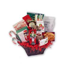 Holiday Gift Baskets Sweet Holiday Gift Basket