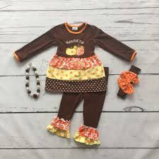 baby thanksgiving clothing happy fall y all clothes