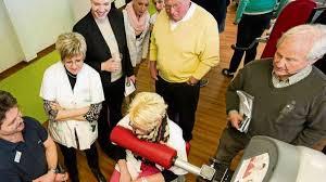Klinik Bad Bodenteich Mehr Bewegung In Der Klinik Uelzen