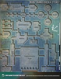 map monday maintenance dock 4 27 east osr today sci fi rpg