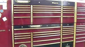 snap on tool storage cabinets tow truck loading a snap on tool box youtube