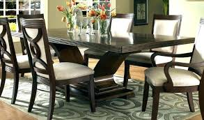 black dining room table chairs dining room table and chair other impressive dining room table