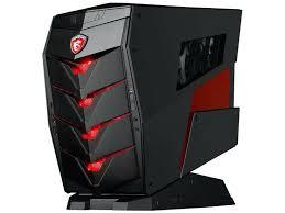 ordinateur de bureau gamer pas cher bureau pc gamer pc bureau msi aegis 033eu pas cher prix ordinateur