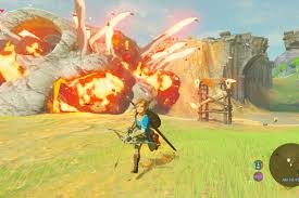 Skyward Sword Map How The Legend Of Zelda Breath Of The Wild Is Learning From