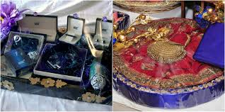 indian wedding gifts for wedding gift indian wedding gift trays in 2018 luxury wedding