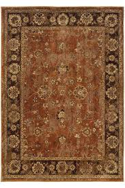 Orange And Brown Area Rug Calabria Area Rug 10 X 13 Rust Maybe Orange W Brown Border In