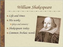 William Shakespeare Biography Powerpoint Presentation Skywrite Me Romeo And Juliet Powerpoint Template