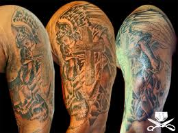 half sleeve hautedraws
