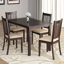 amazon com corliving drg 595 t atwood wide stained dining table amazon com corliving drg 595 t atwood wide stained dining table 43 inch cappuccino tables