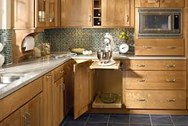 Kraftmaid Kitchen Cabinets by Harmony Kitchen Cabinet Storage Solutions From Kraftmaid