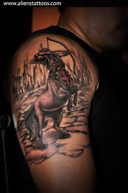 sagittarius tattoo design real photo pictures images and