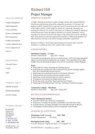 Resume With One Job Experience One Job Resume Examples 8 Basic Resume Examples For Jobs Best