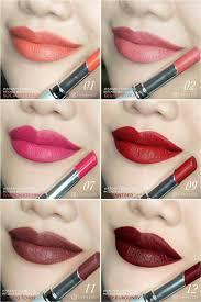 Lipstik Wardah wardah matte lipstick matte lipstick lip tutorial and