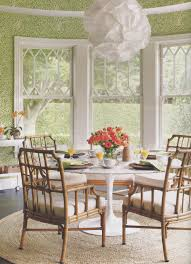 wallpaper in dining room china seas arbre de matisse reverse wallpaper in hamptons cottages