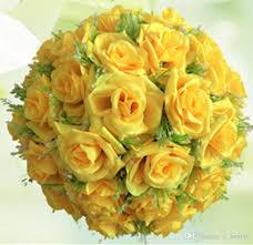 artificial flower 2017 15cm decorative flowers artificial flower balls balls