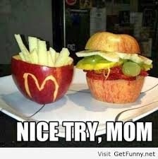 Healthy Food Meme - healthy food meme quotes pinterest mc donalds foods and memes