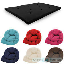 folding mattress sofa folding mattress folding guest mattresses ebay