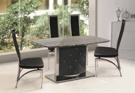 Faux Marble Top Dining Table Faux Marble Dining Table Set Foter