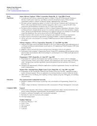 2 year degree embedded engineer resume 2 year experience new resume format for