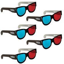 gopro a3dgl 501 3d glasses 5 pack a3dgl 501 b h photo